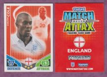 England Carlton Cole West Ham United 75